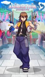 Goa - Animecon Riku by yami-izumi