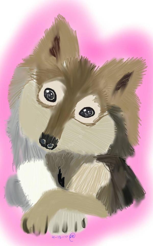 Puppy by DashaHam