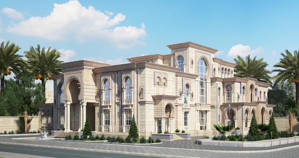 Islamic Villa Style by Amr-gad