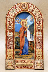 The Mother of God (Bogolubskaya)
