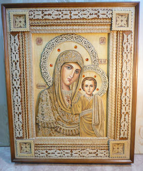 The Virgin of Kazan (Big)