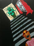 Subconscious Shivers by ramkumariyer