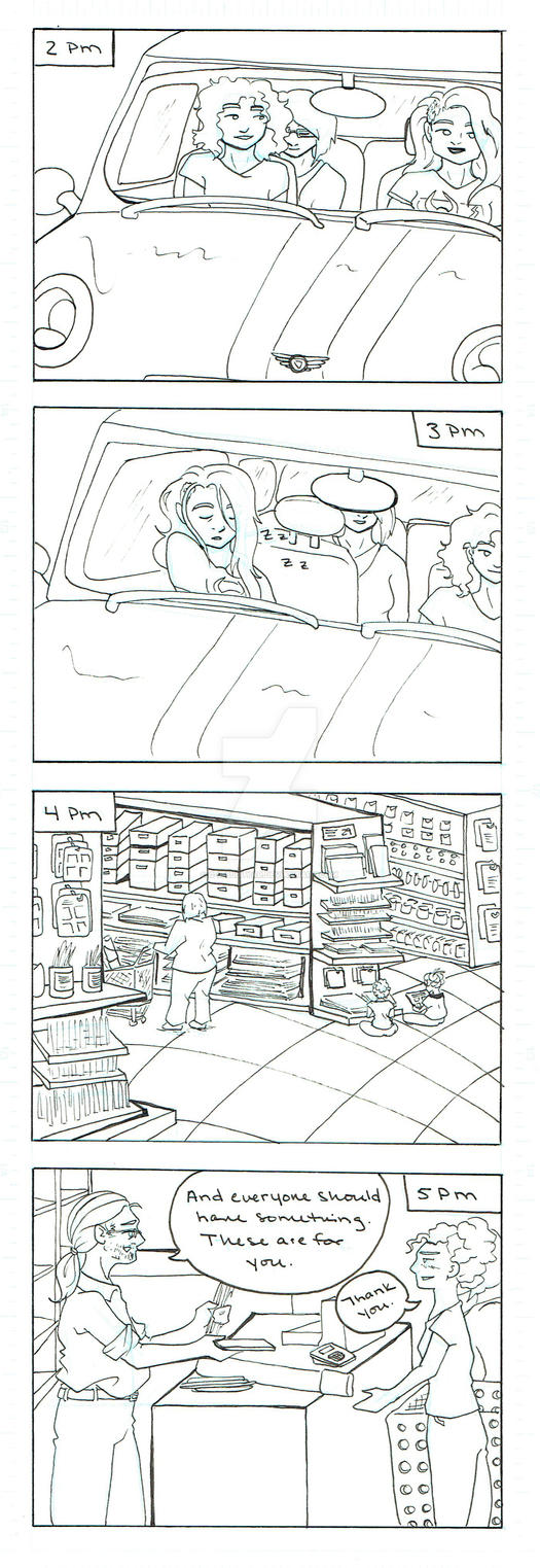 Hourly Comic 8-29-15 Page 2 by C-L-Bjolyar