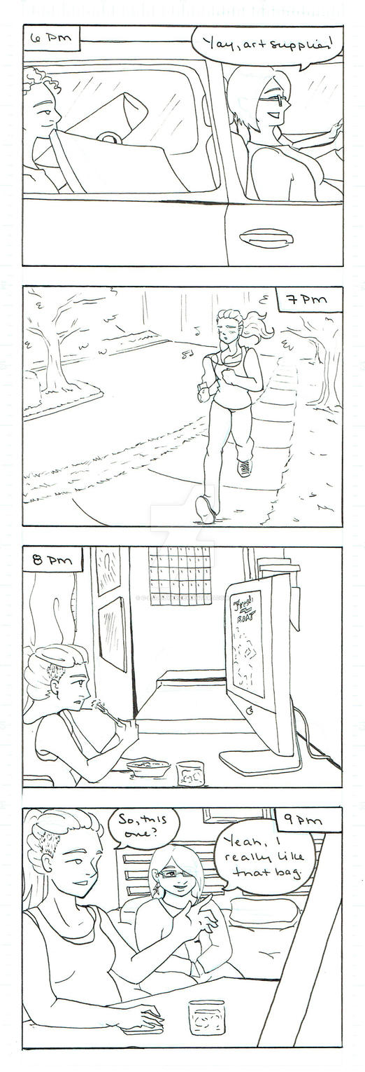 Hourly Comic 8-29-15 Page 3 by C-L-Bjolyar