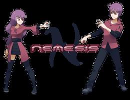 Team Nemesis Grunts by Elaynii