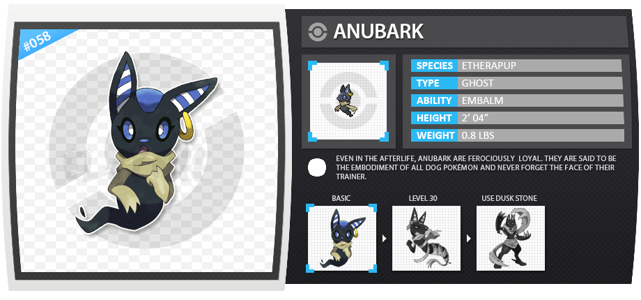 058 :: Anubark by Elaynii