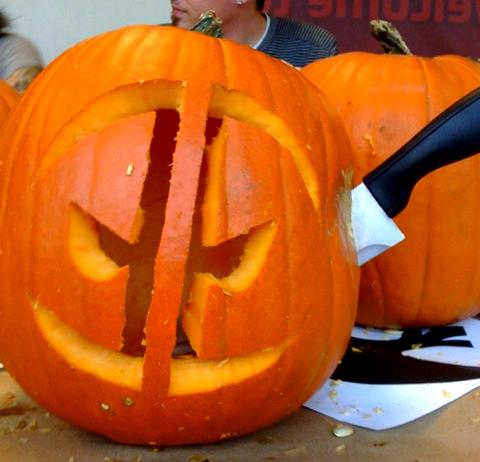 Deadpool Pumpkin By Damphyr On Deviantart