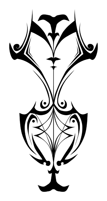 Another Tribal by damphyr