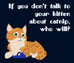 Talk to your Kitten