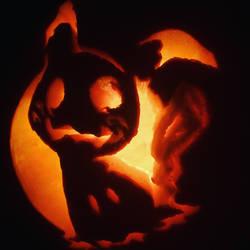 Mimikyu Pumpkin