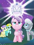 Commission: diamond tiara by Pearlie-pie