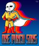 One Punch Sans!