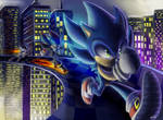 Sonic, Shadow and Metal