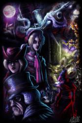 Bloodborne by MaskedGolem