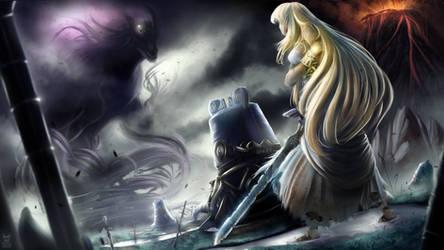 The Calamity by MaskedGolem