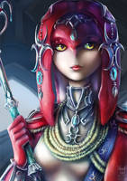 Mipha - Champion's Ballad