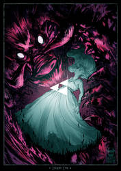 Ancient Evil by MaskedGolem