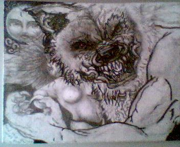 The beast was born by BLACK-METAL-WOLVEN