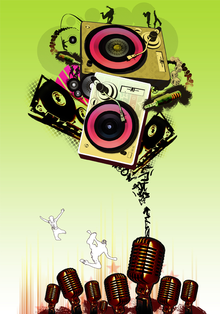 Turn on the music by crobox