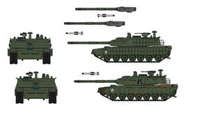M7A1 Mattis by thormemeson
