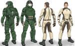 Mk IV combat suit