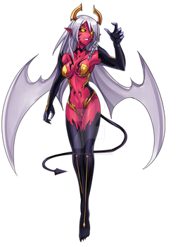 Demonic Alexia Delia
