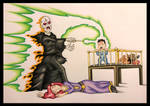 The Boy Who Lived by The-Potter-Artist