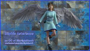 Silphie Asteriscus (an OC of StarlightHawk)