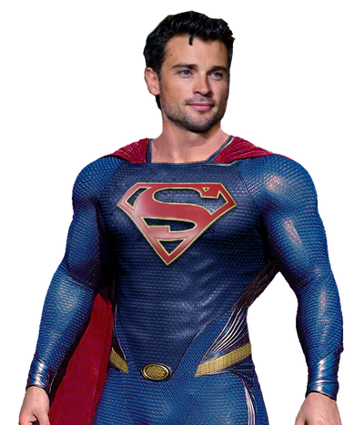 Tom welling supergirl suit by Spider-maguire on DeviantArt