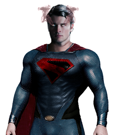 Tom Welling Superman (Kingdom Come) by Spider-maguire on ...