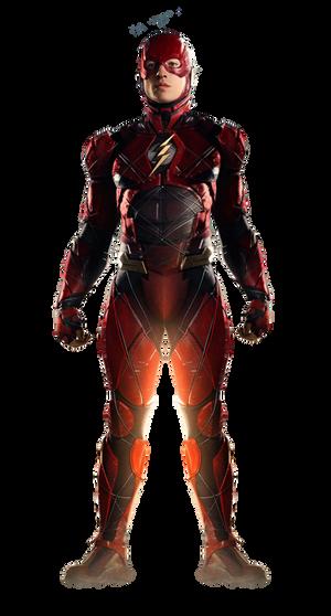 Ezra Miller Flash Transparent