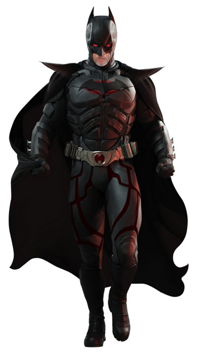 The Dark Knight Flashpoint Batman Transparent by Spider ...