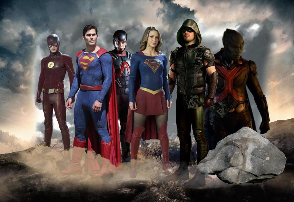 cw justice league - photo #10