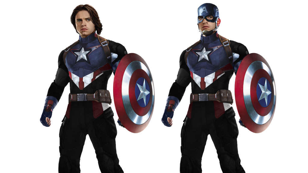 Bucky Barnes Captain America By Spider Maguire On Deviantart