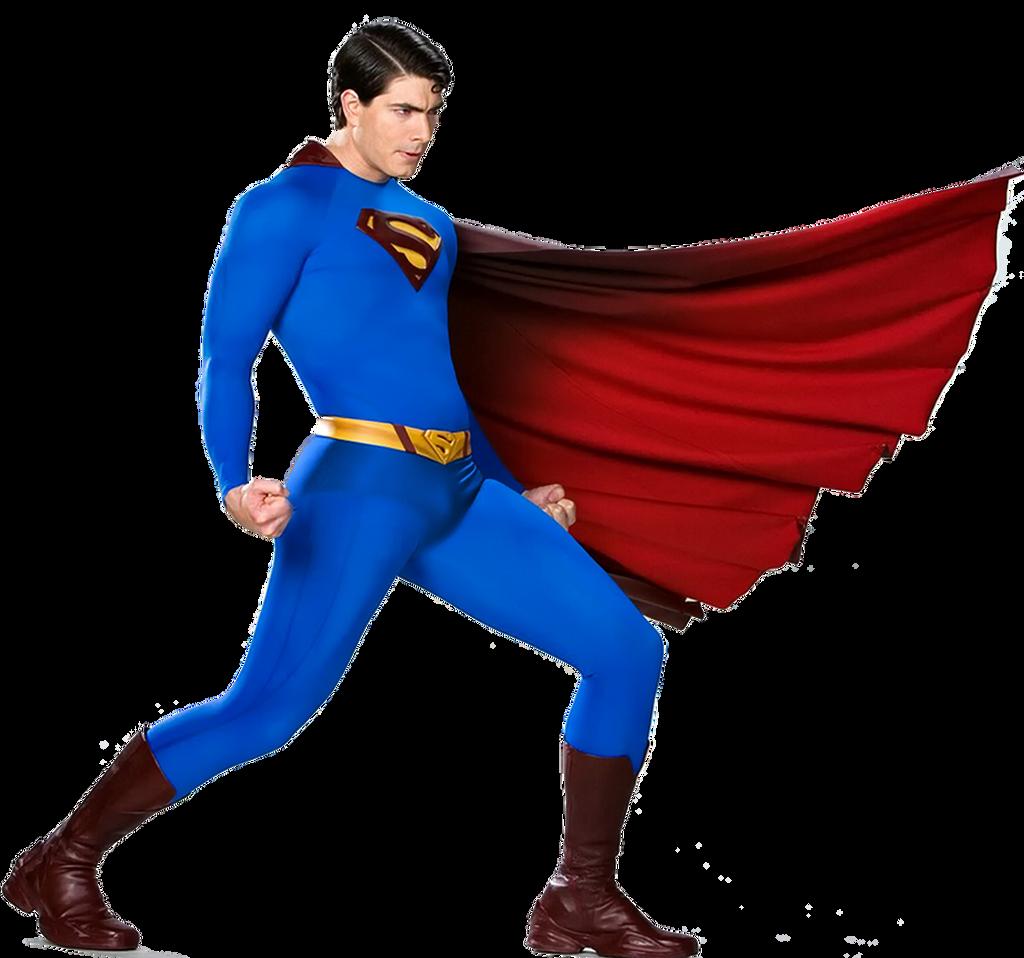 superman returns no trunks transparent by spider maguire on deviantart