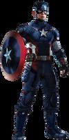 ANAD Captain America NEW FULL BODY