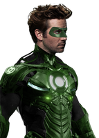 Armie Hammer Green Lantern Transparent by Spider-maguire