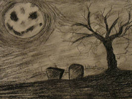 Whistling Past The Graveyard by w0rmwood