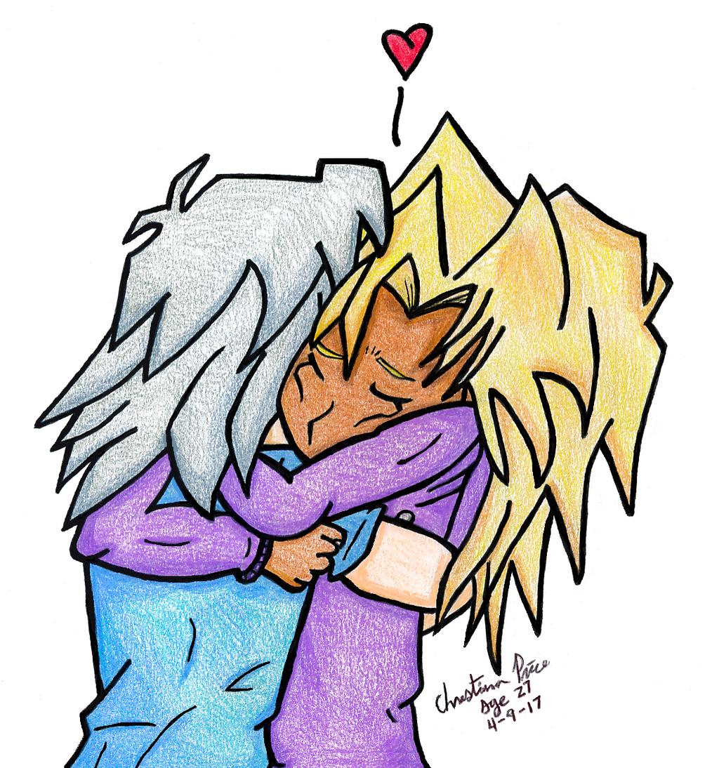 Thiefship Hug by InvdrDana
