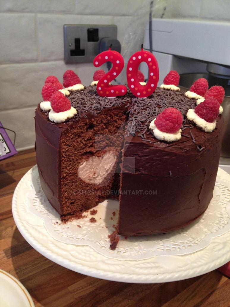 My Portal Birthday Cake By Chizelle On Deviantart
