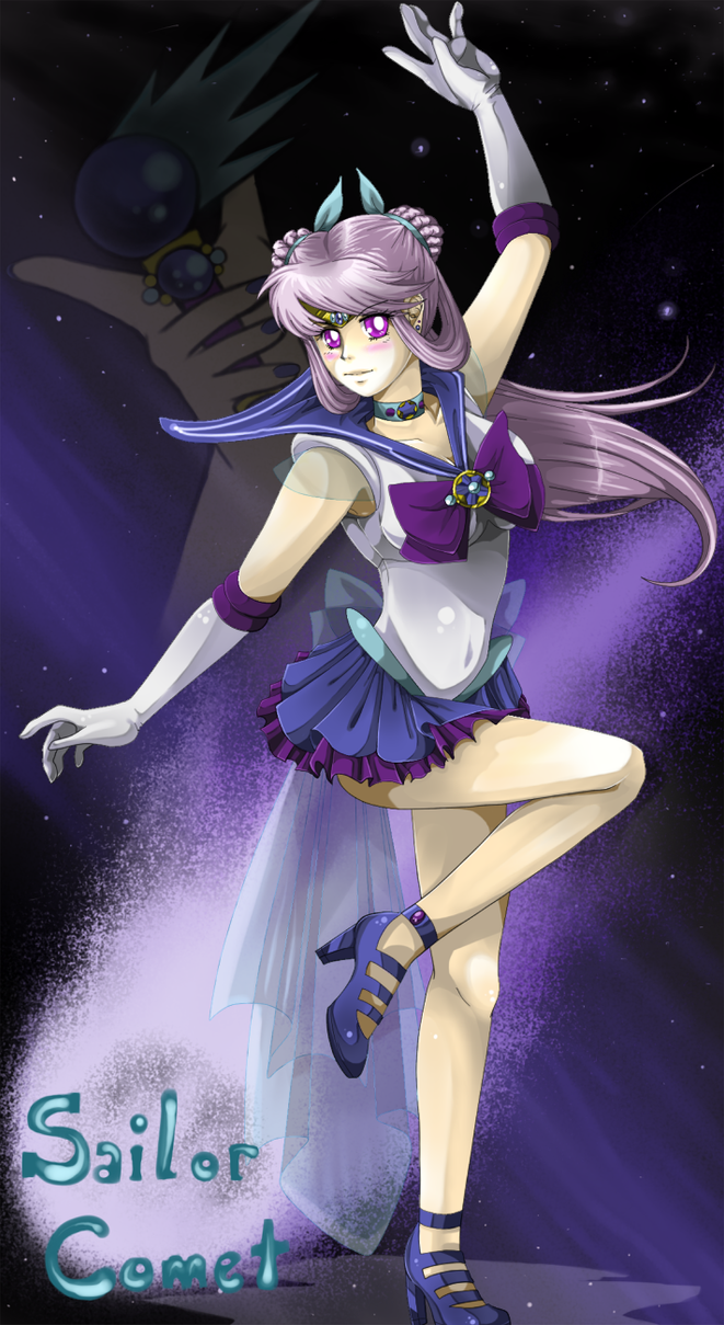 Sailor Comet by Hinderence