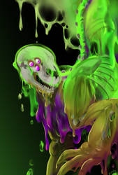 Ooze by Hinderence