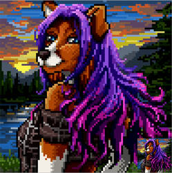 Lassie by Hinderence