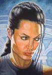 Lara Croft by Horakso