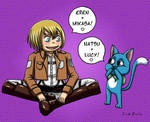 Armin and Happy