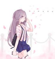 Sakura [+Video] by Minaru-Art