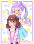 Aki and Ayaka