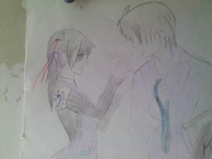 Hatori and Oc