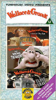 Wallace and Gromit - Funhouse Video release