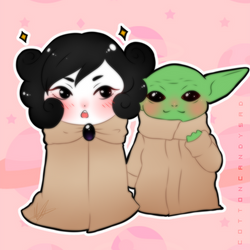 Nika feat. Baby Yoda